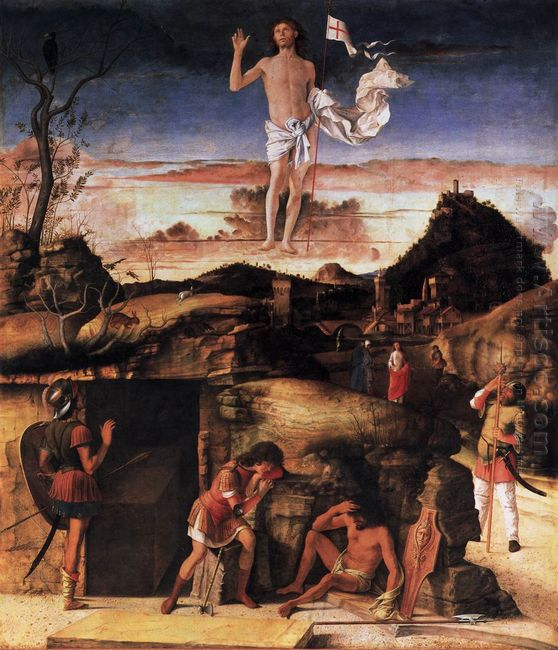Resurrection Of Christ 1479