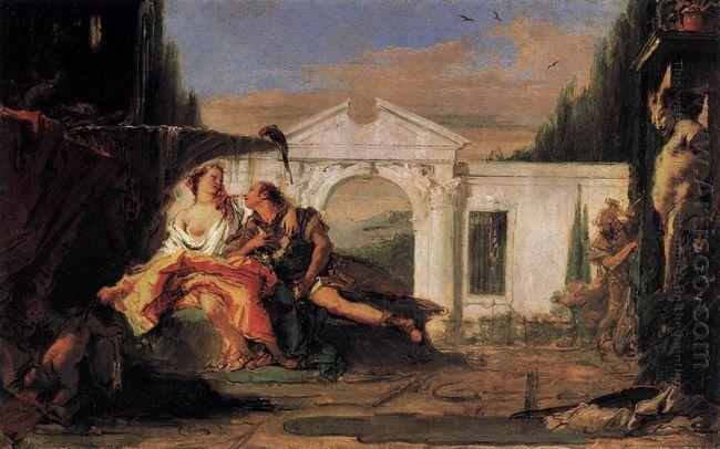 Rinaldo And Armida 1760