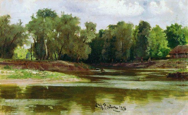 River Bank 1876