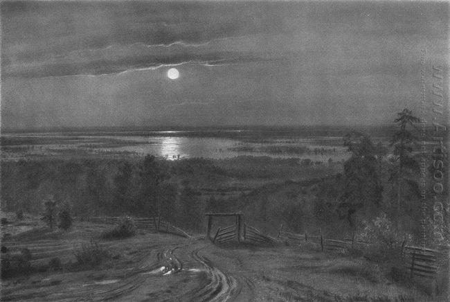 River Floods Such As Seas 1890 2