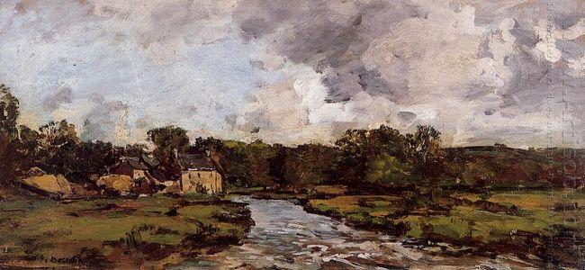 River Near Hospital