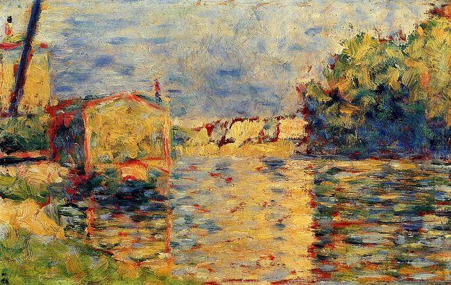 River S Edge 1884