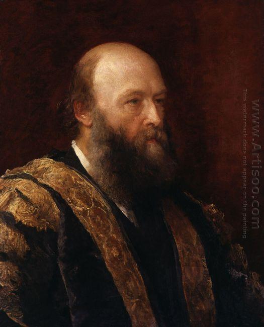Robert Arthur Talbot Gascoyne Cecil 3Rd Marquess Of Salisbury