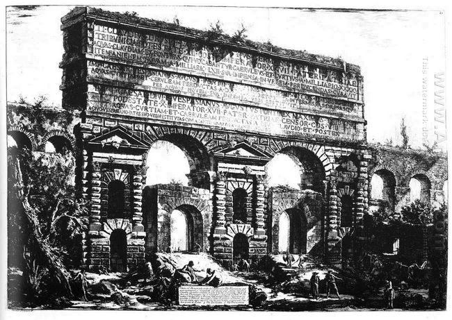 Rome Porta Maggiore
