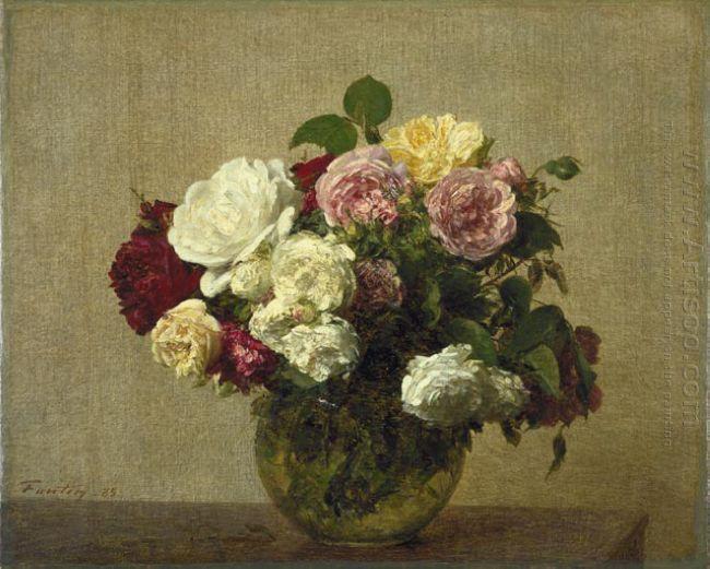 Roses 1885