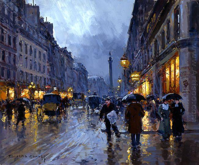 Rue De La Paix Rain