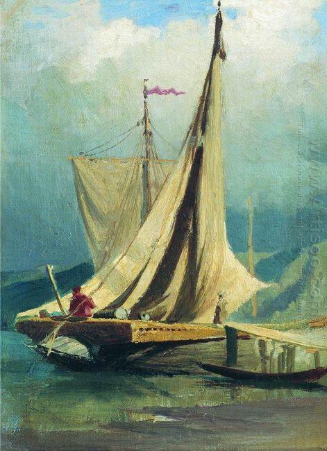 Sailboats Study