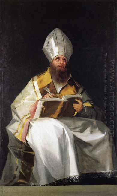 Saint Ambrose 1799