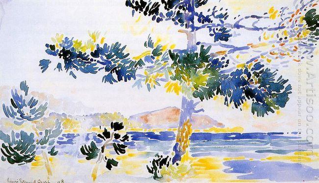 Saint Clair Landscape