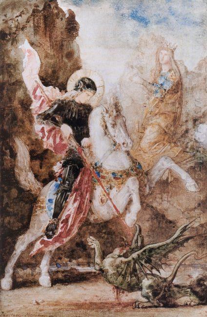 Saint George 1869