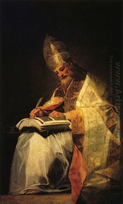 Saint Gregory 1799