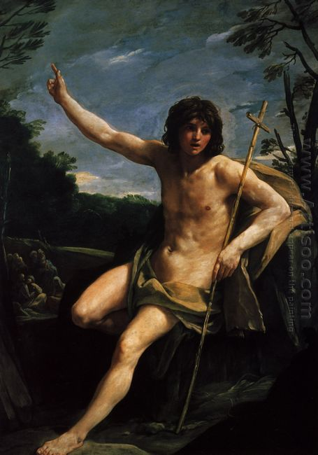 Saint John The Baptist 1637