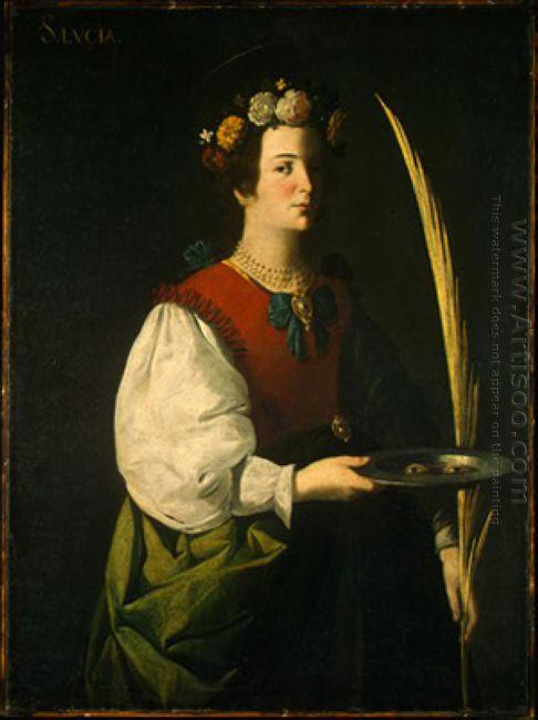 Saint Lucy 1630