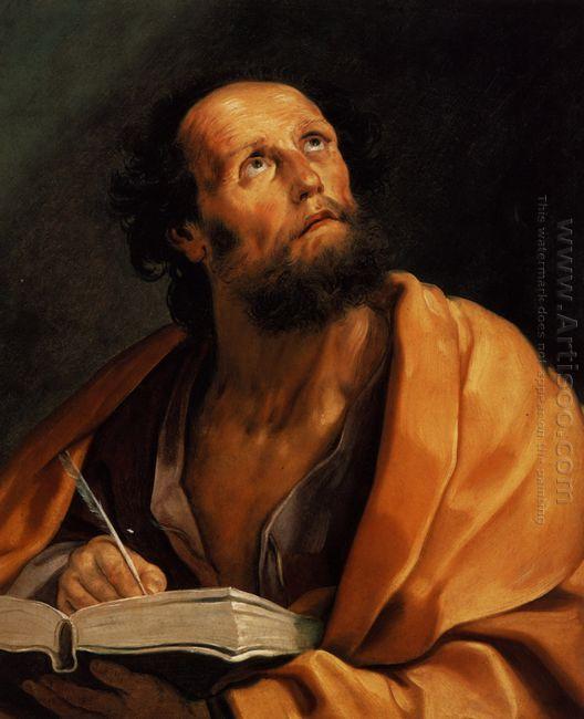 Saint Luke 1621