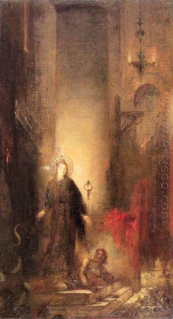 Saint Margaret 1873