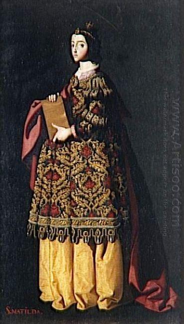 Saint Mathilda