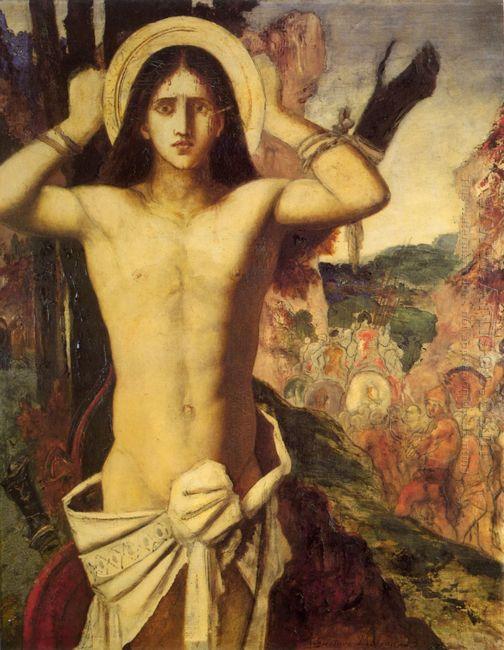 Saint Sebastian 1875