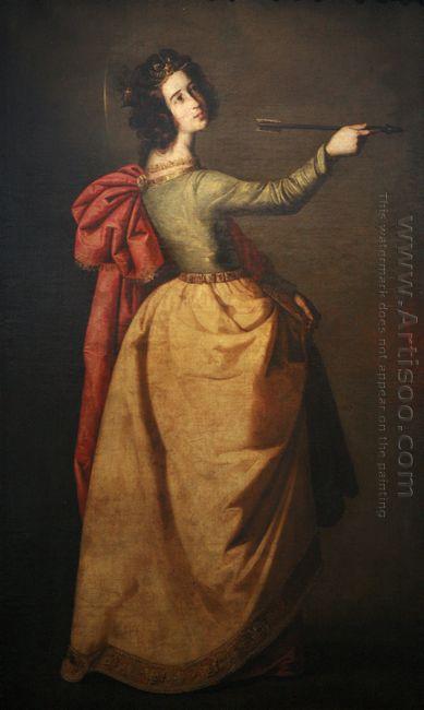 Saint Ursula 1650