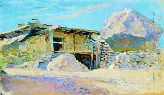 Saklia In Alupka 1886