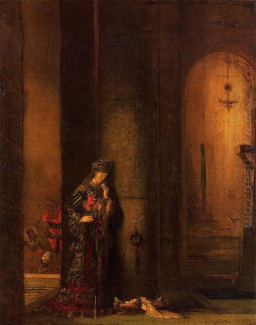 Salome In Prison 1876