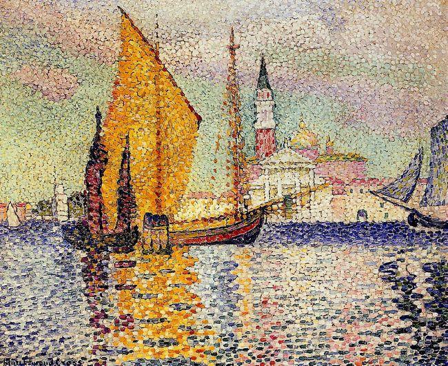 San Giorgio Maggiore Venice 1904