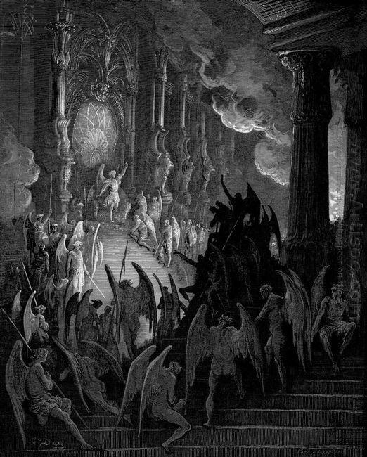 Satan In Council
