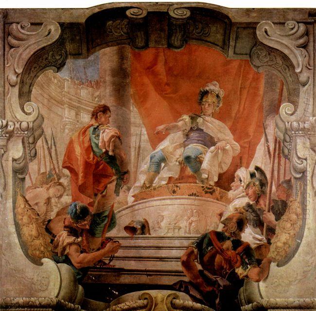 Scipio And A Slave 1731