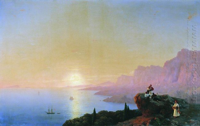 Sea Bay 1842