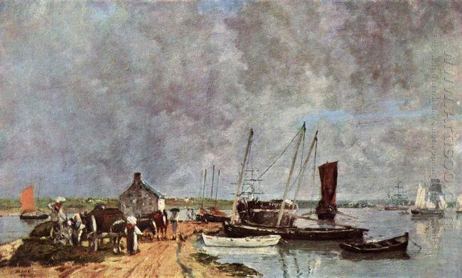 Seehafen 1870