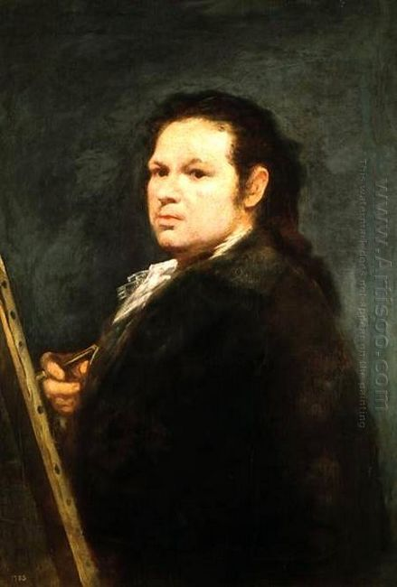 Self Portrait 1783