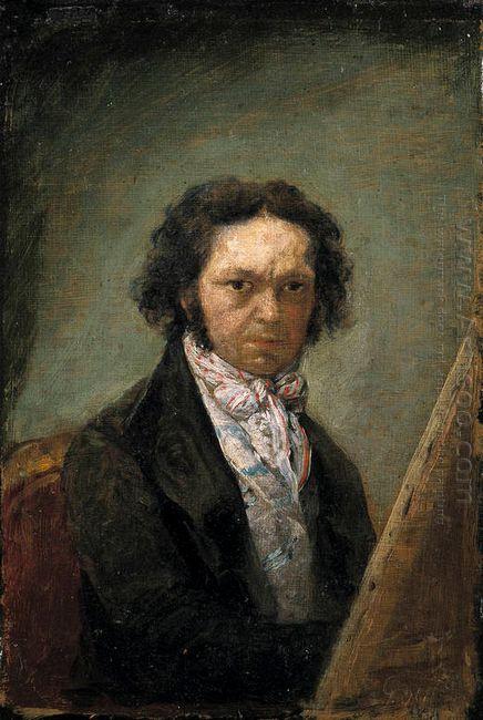 Self Portrait 1795