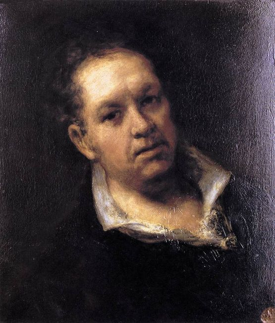 Self Portrait 1815 1