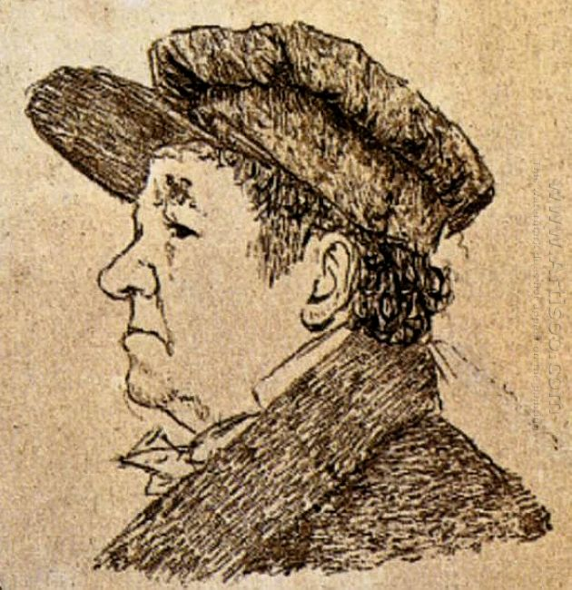 Self Portrait 1824