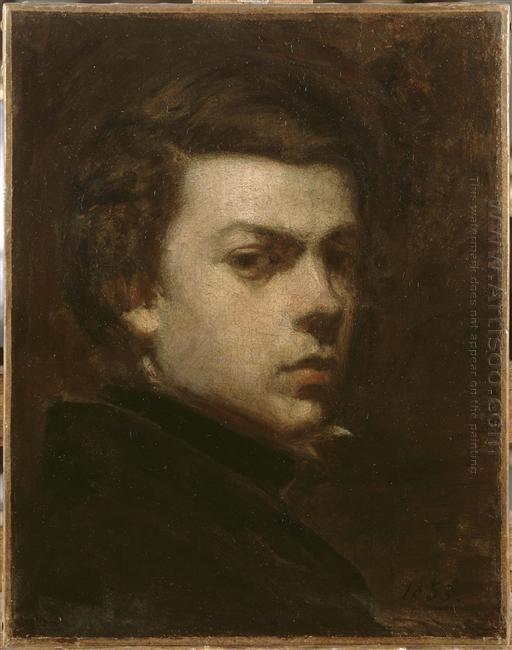 Self Portrait 1853