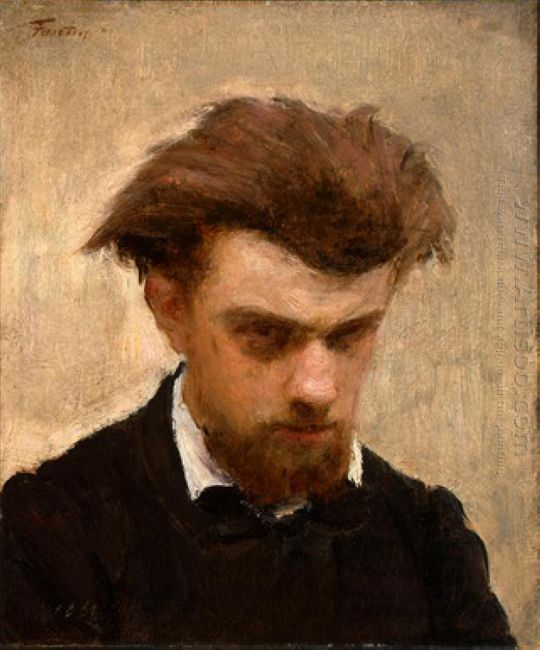 Self Portrait 1861 1