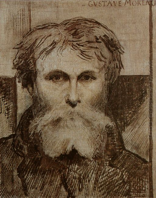 Self Portrait 1872