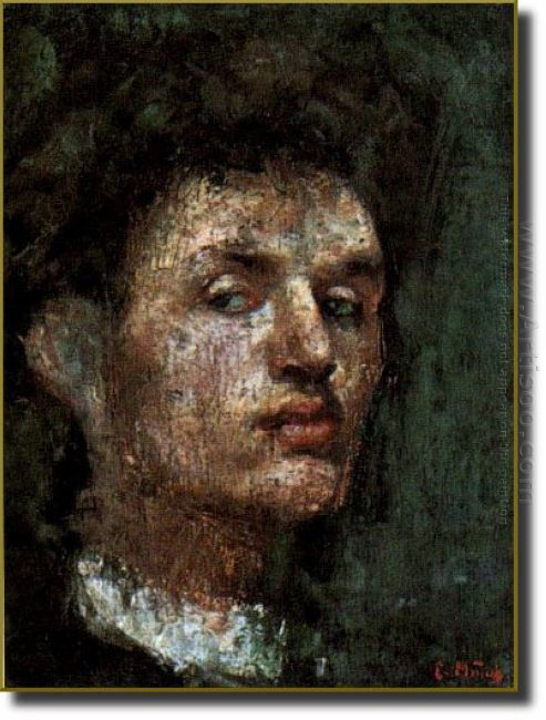 Self Portrait 1886