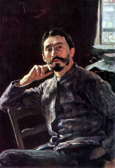 Self Portrait 1894