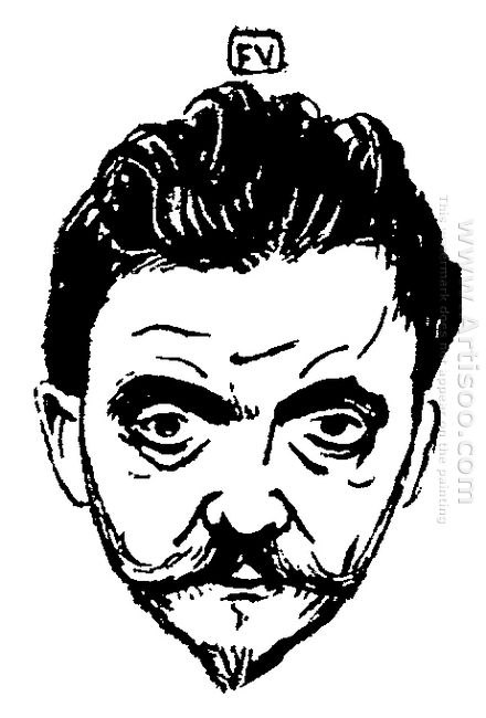 Self Portrait 1895