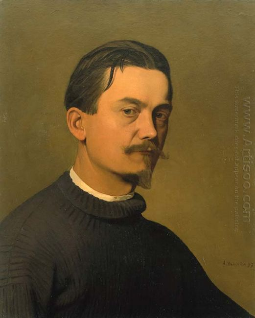 Self Portrait 1897