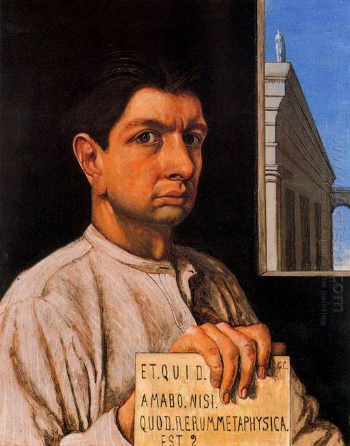 Self Portrait 1920