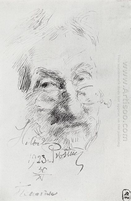 Self Portrait 1923