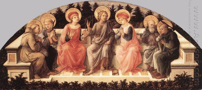 Seven Saints 1450