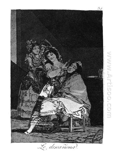 She Leaves Him Penniless 1799