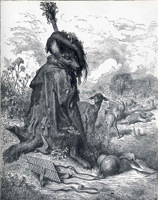 Shepherd Wolf