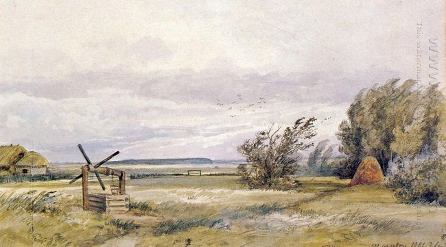 Shmelevka Windy Day 1861
