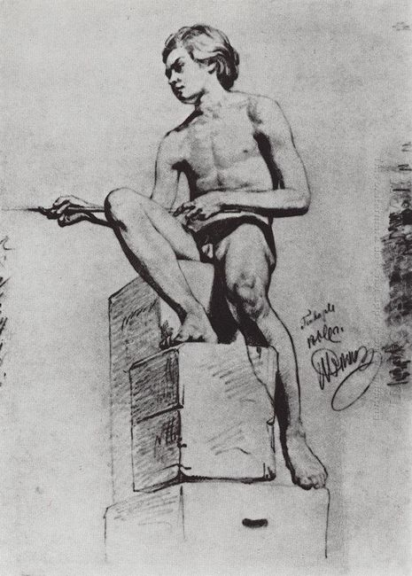 Sitting Model 1866