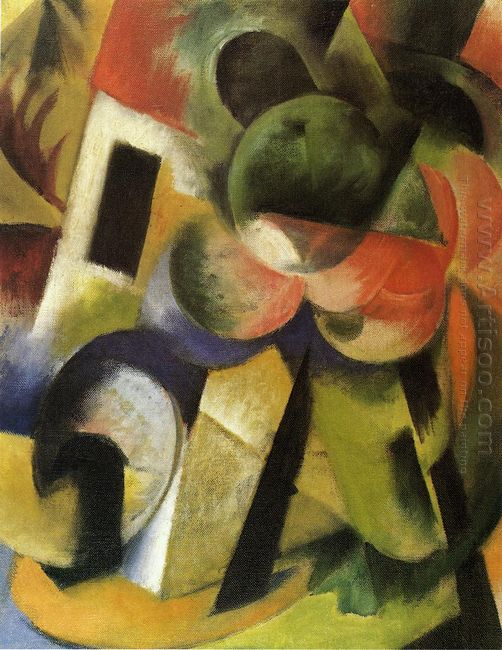 Small Composition Ii 1914