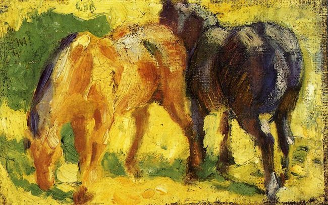 Small Horse Picture 1909