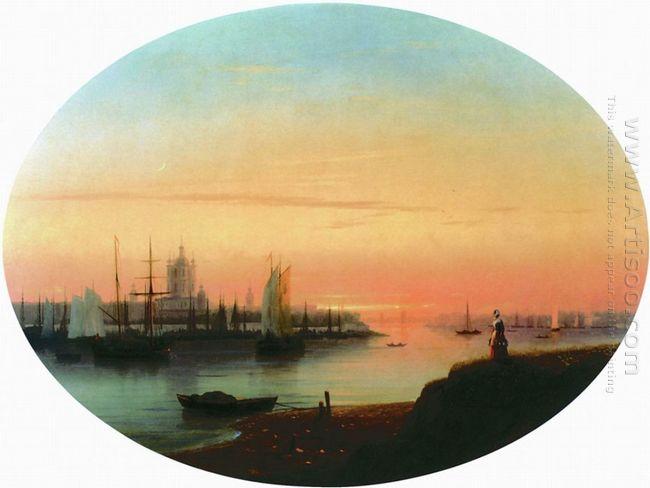 Smolny Convent Sunseat 1847